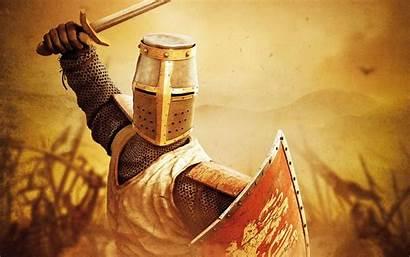 Crusader Wallpapers Crusade Crusades Kings Warrior Lionheart