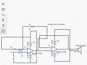 Crea Diagramas De Circuitos Electr U00f3nicos Y Esquemas Con