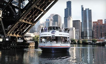 Half Price Architecture Boat Tour Of Chicago With