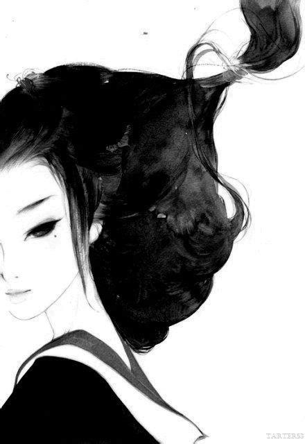 memorias de una geisha illustrations