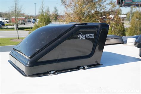 rv fantastic fan vent cover fan tastic ultra breeze vent cover review