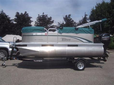 Pontoon Sports by Tahoe Pontoon Sport Boats For Sale