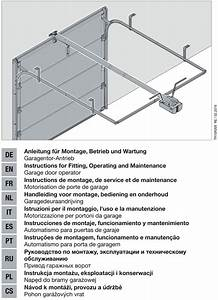 Hörmann Sektionaltor Einbauanleitung Pdf : isomatic automatik garagen sectionaltor ~ A.2002-acura-tl-radio.info Haus und Dekorationen