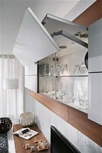 Placard Cuisine Haut : des rangements pour une cuisine fonctionnelle inspiration cuisine ~ Teatrodelosmanantiales.com Idées de Décoration