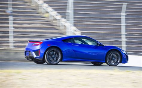 acura nsx configurator 2017 acura nsx configurator released web top news