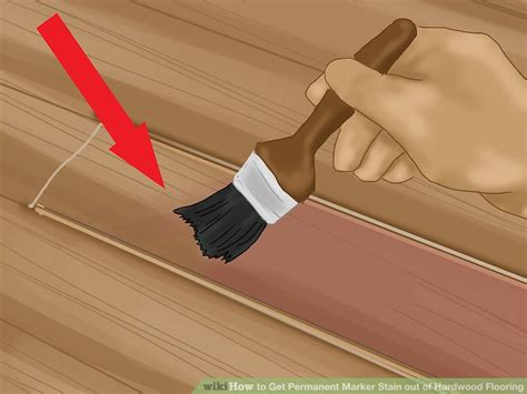 how to get sharpie off wood table getting permanent marker off laminate floor home fatare