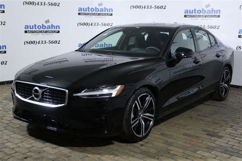 Pre Owned Volvo S60 by Pre Owned 2019 Volvo S60 T5 R Design 4d Sedan In Fort