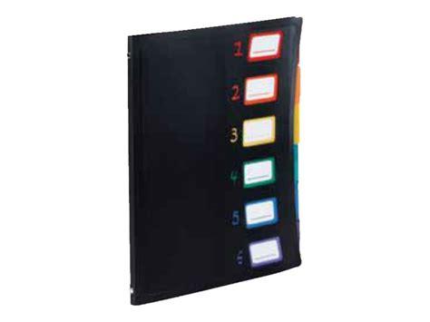 bureau vallee draguignan viquel rainbow class trieur 6 250 x 312 mm