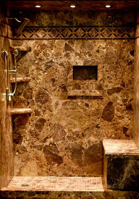 decorative shower tub walls panels  sentrel composite material cleveland columbus ohio