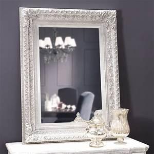Miroir Marquise Silver 125x95 Maisons Du Monde