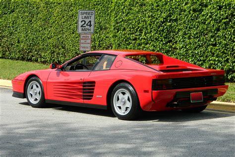 1987 Ferrari Testarossa 194397