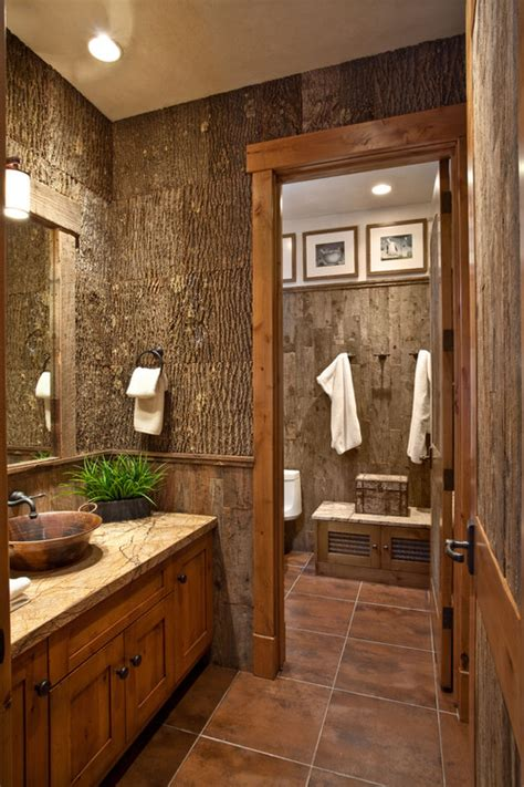 rustic bathroom design ideas decoration love