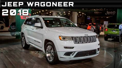 jeep wagoneer review rendered price specs release