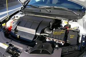 2007 Chrysler Pt Cruiser Fuse Box Location