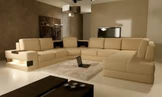 brown livingroom modern living room with brown color d s furniture