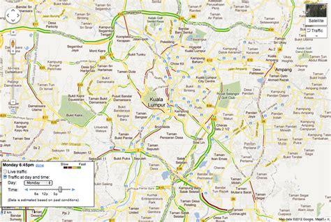kuala lumpur malaysia map google