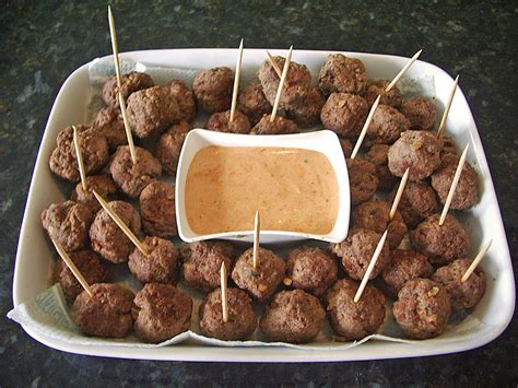 fingerfood rezepte kalt einfach schnell bouletten fingerfood rezept mit bild corela1