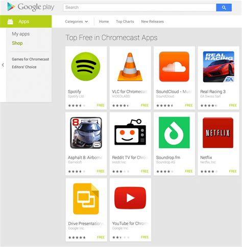 chromecast apps android 10 chromecast apps that would be possible with cast sdk