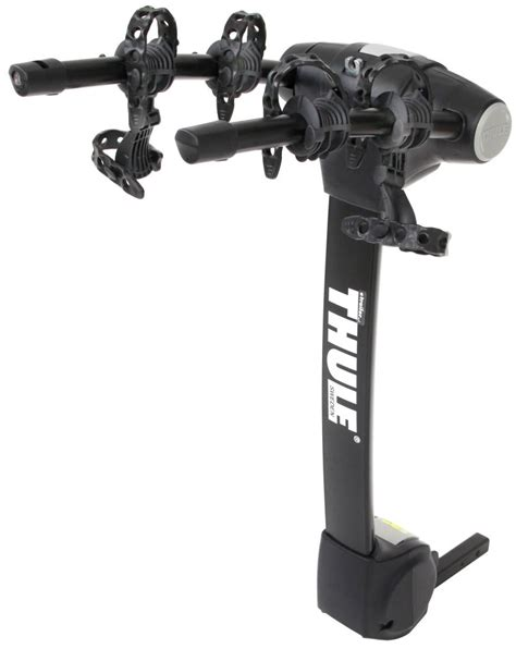 thule bike rack hitch thule vertex 2 bike rack 1 1 4 quot and 2 quot hitches tilting