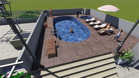 swimming pool terrace shubham diwans swimming pool terrace garden youtube