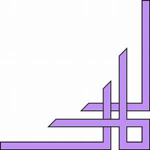 Slc Purple Right Corner Clip Art at Clker.com - vector ...