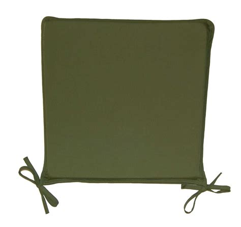 green kitchen chair cushions square kitchen seat pad garden furniture dining room chair 4005