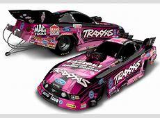 John Force Nhra Diecast Cars Pyramid Racing