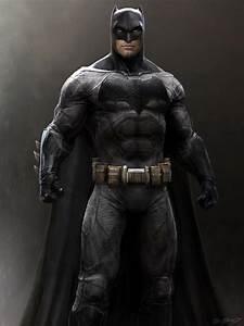 "New Better Costume Concept For Ben Affleck's ""Batman"" in ..."