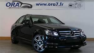 Mercedes Classe C Noir : mercedes classe c w204 350 cdi avantgarde executive 7g tronic occasion lyon neuville sur ~ Dallasstarsshop.com Idées de Décoration