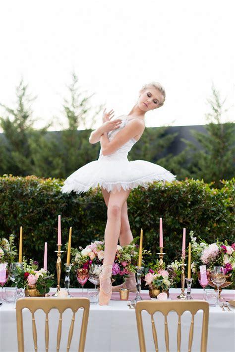 breathtaking ballet bride ethereal ballerina wedding