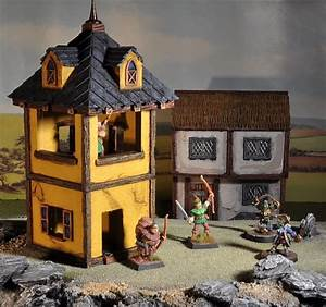 3D Print Your Own Fantasy Village for RPGing - 3D Printing ...