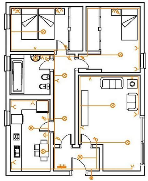 de taller circuito electrico en una casa