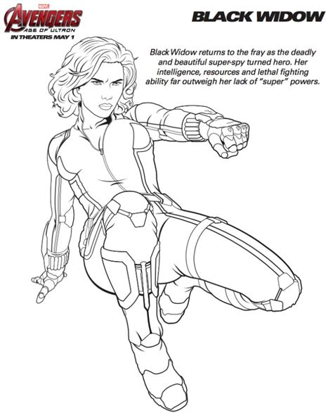 free avenger coloring pages draw color paint create