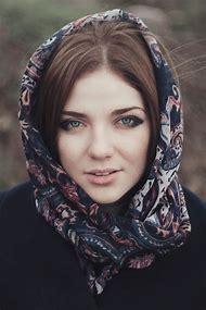 Brown Hair Beautiful Women
