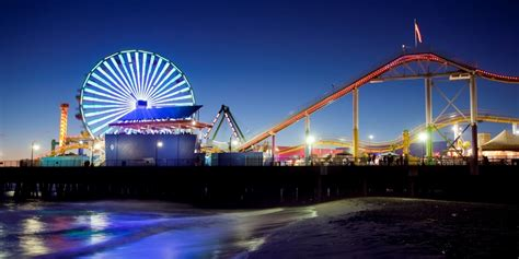 Houston Skyline Hd Wallpaper Everything You Need To Know About The Santa Monica Pier