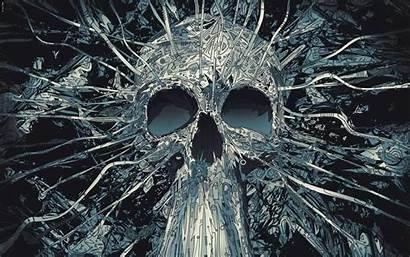 Skulls Skull Wallpapers Backgrounds Desktop Iphone Resolution