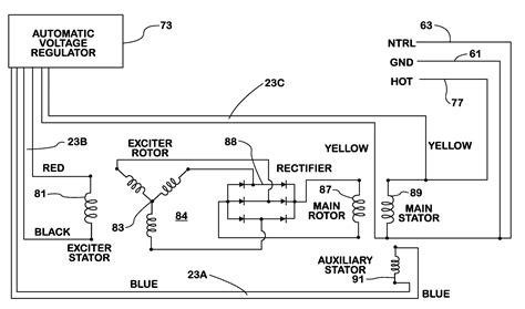 Volt Alternator Wiring Schematic Free Diagram