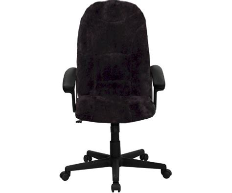 sheepskin chair cover large executive office chair