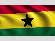 National Flag of Ghana Ghana Flag History, Meaning and