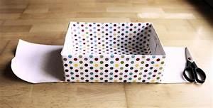 Geschenkbox Selber Basteln : geschenkbox selber basteln anleitung geschenkbox basteln so geht 39 s klassische diamant ~ Watch28wear.com Haus und Dekorationen