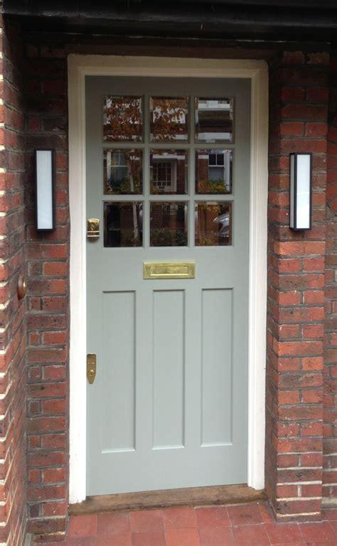 Farrow & Ball Pigeon No 25  Front Doors Pinterest