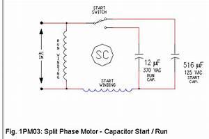 1 Phase Motor Drawings  1