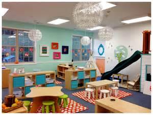Modern Preschool Classroom Design