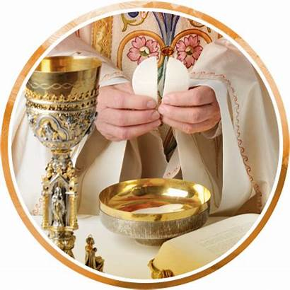 Holy Eucharist Communion Sacrament Sacraments Church Children