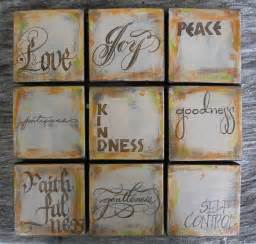 Fruit of Spirit Wall Art