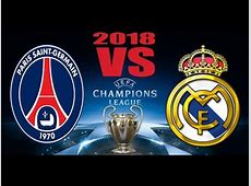 Real Madrid 3 1 PSG Champions LeaguePromo 14022018 HD