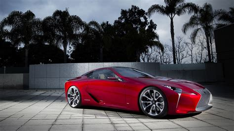 Lc Hd Picture by Lexus Lf Lc Wallpapers Hd Pictures