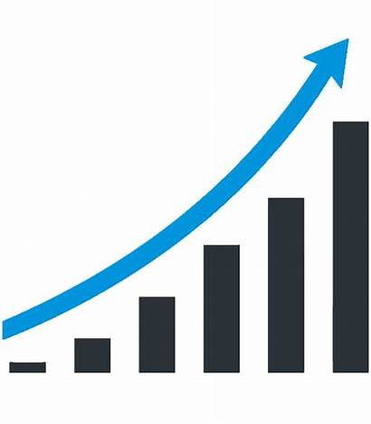 Growth Chart Transparent Business Clip Bar Clipart