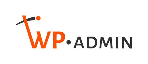 Logo Wp-admin Bílé
