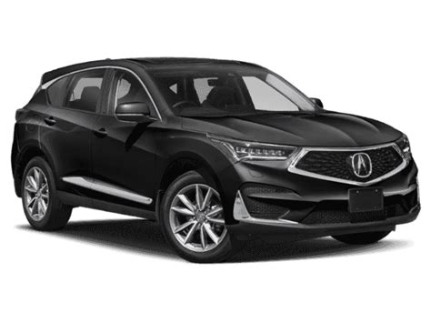 new 2019 acura rdx elite at crossover in north york